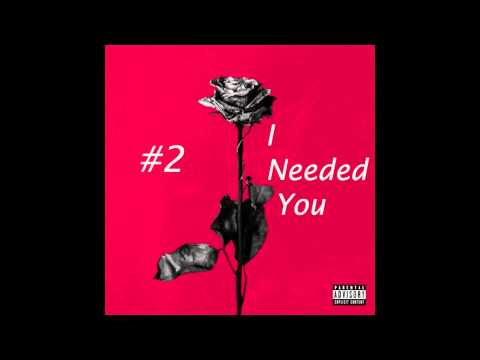 Blackbear - I Needed You (LYRICS + iTunes HD Quality) (Dead Roses Official) (New 2015)