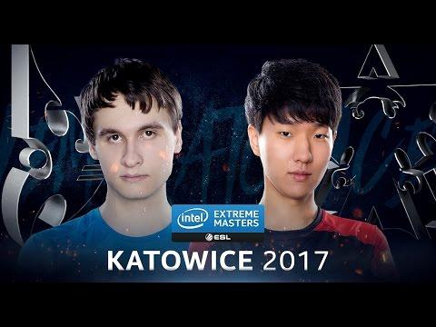 StarCraft II - Neeb vs. jjakji [PvT] - Group B - IEM Katowice 2017