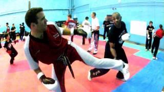 Intensive Point Fight Training In Bristol Uk - By Rob Creet Of Av8 Creative Ltd