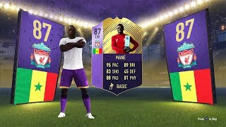 PLAYER OF THE MONTH MANE - SBC FIFA 18 Ultimate Team
