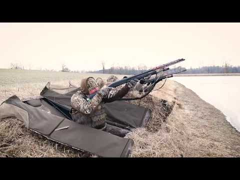 In The Field: Zero Gravity Layout Blind By ALPS OutdoorZ