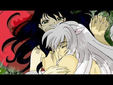 Xxx Anime Inuyasha | Inuyasha Vs Kagome Kiss Love