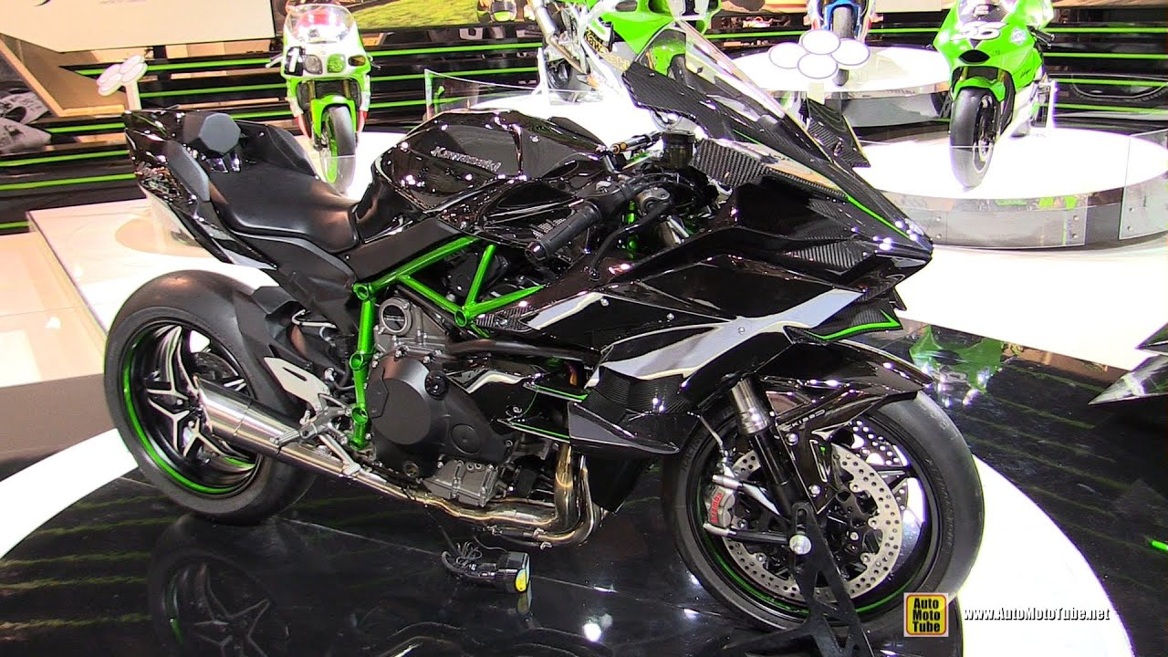 Kawasaki H Ecu Removal