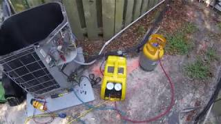 Change Compressor - Fan Motor - On Old System That Needs So Much More -- WHY