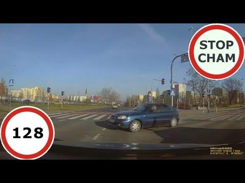 Stop Cham #128 – Niebezpieczne i chamskie sytuacje na drogach