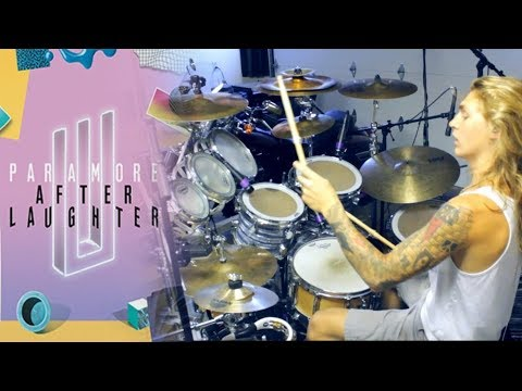 Kyle Abbott - Paramore - Told You So (Drum Cover)