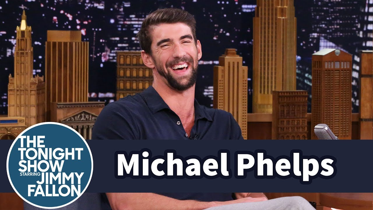 Michael Phelps Wanted to Race a Shark Without a Cage