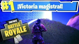 IT'S FREE!😱I'm a PRO IN THE NEW FORTNITE BATTLE ROYALE!! 😱 MOTHER MIAAAAAAA!!
