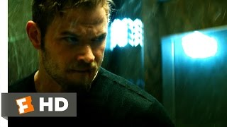 Extraction (2015) - Bathroom Assassin Scene (4/10) | Movieclips