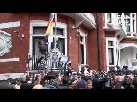 US Prosecutors Prepare to Arrest Julian Assange
