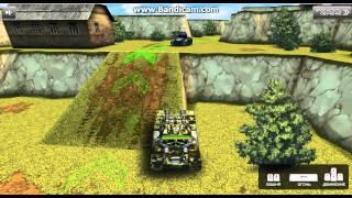 Обзор и обучение игры танки online