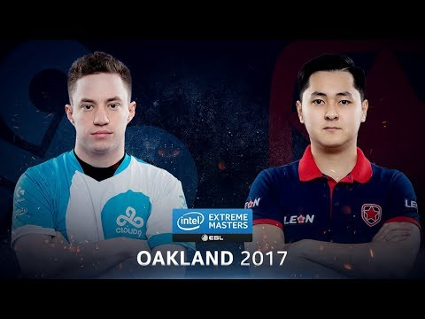 CS:GO - Cloud9 vs. Gambit [Overpass] Map 1 - Quarterfinal - IEM Oakland 2017