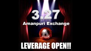 Преимущества крипто биржи Amanpuri Exchange / Crypto Trading / Trade