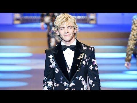 Watch the Dolce Gabbana Fall Winter 2018 19 Men s Fashion Show. 6327b397f59