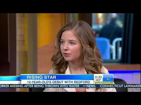 Jackie Evancho On GMA About TCYK