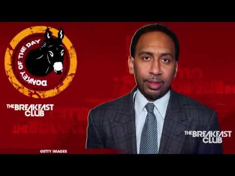 Stephen A. Smith Says NBA Players Wearing Hoodies Remind People Of Trayvon Martin