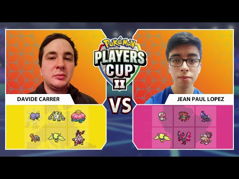 Pokémon Players Cup II: VG Winners Bracket Finals