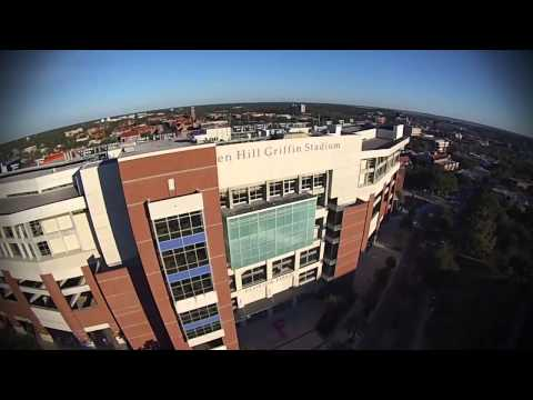 UF Campus Aerial Video