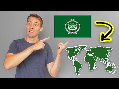 How Arabic Influenced Languages Around the World (🇬🇧/🇪🇸/🇮🇳)