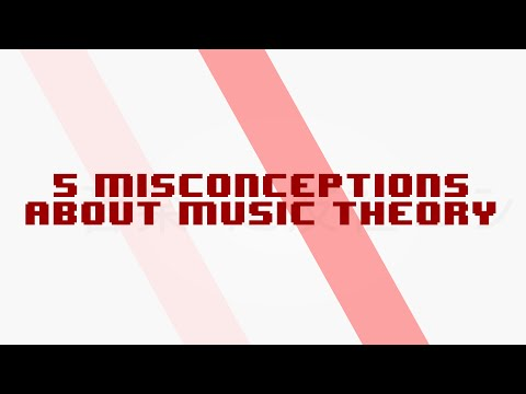5 Misconceptions About Music Theory | Ongaku Concept: Video Game Music Theory