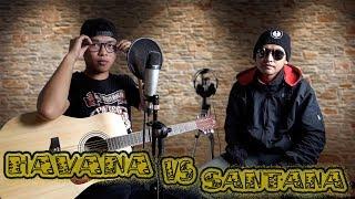 Havana Versus Santana Akustic Cover Version Jaman Old