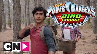 Power Rangers:Dino Charge I Tyler ve Shellby I Cartoon Network Türkiye