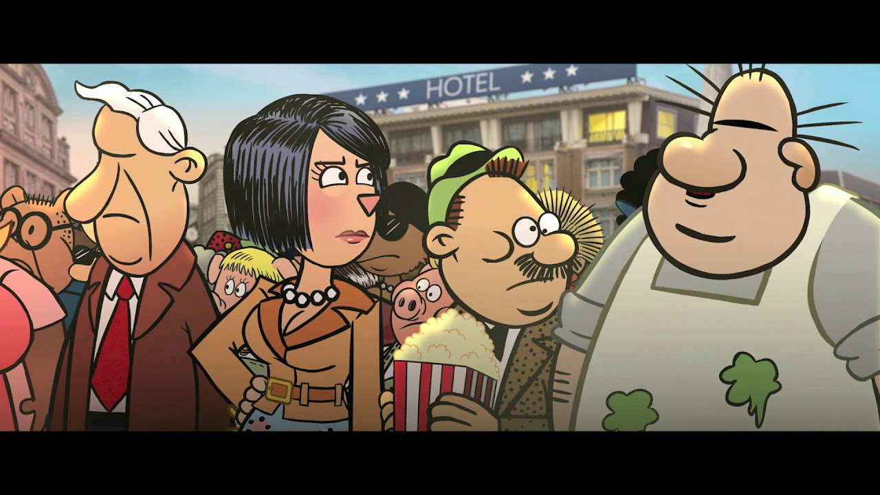 Heinz - NL Trailer | 18 April in de Bioscoop!