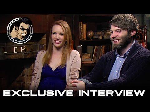 Seth Gabel and Tamzin Merchant   Salem, Season 2 HD 2015