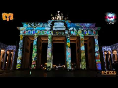 3D-Mapping On The Brandenburg Gate 2019