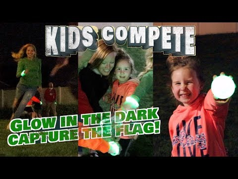 EPIC CAPTURE THE FLAG!   Kids Compete