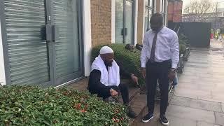 Alhaji Musa in London - Nedu wazobia fm