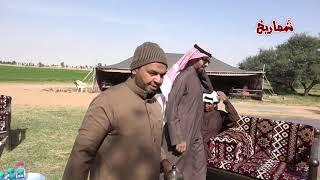 مشروع العبيد الزراعي يستقبل الشيخ عبدالله الشارخي وضيوفه من المنطقة الشرقية والكويت