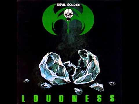 Loudness - Devil Soldier [Full Album] 1982