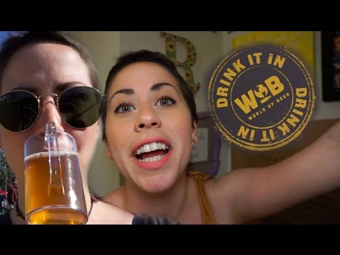 World of Beer DRINK IT - INTERN APPLICATION VIDEO!