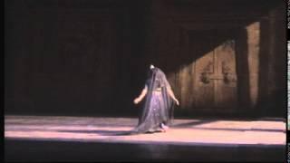 Sarah M.Punga Judgement scene - Aida G.Verdi Teatro Comunale di Firenze