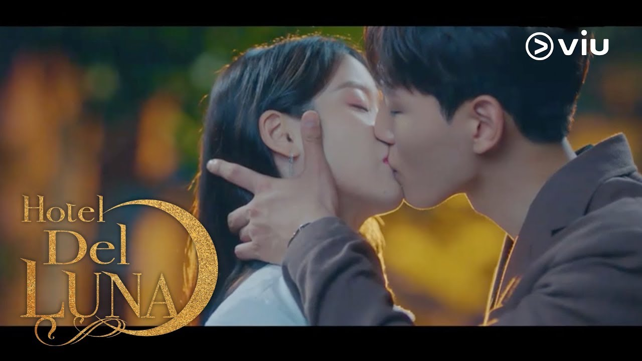Download 💋Yeo Jin Goo and IU's (real) first kiss | Hotel Del Luna EP12 [ENG SUBS]