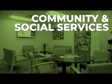 Community & Social Services