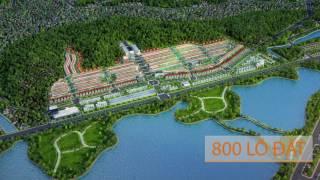 Phim 3D giới thiệu Khu đô thị Kosy Lào Cai
