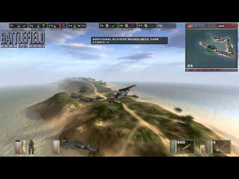 Wake Island Evolution: Battlefield 1942 vs. Battlefield 2 vs. Battlefield 3