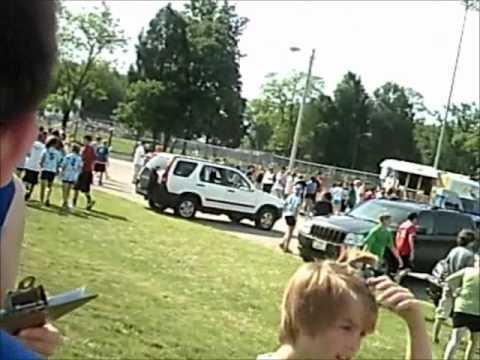 2011 Amelia Middle School Field day w/ friends