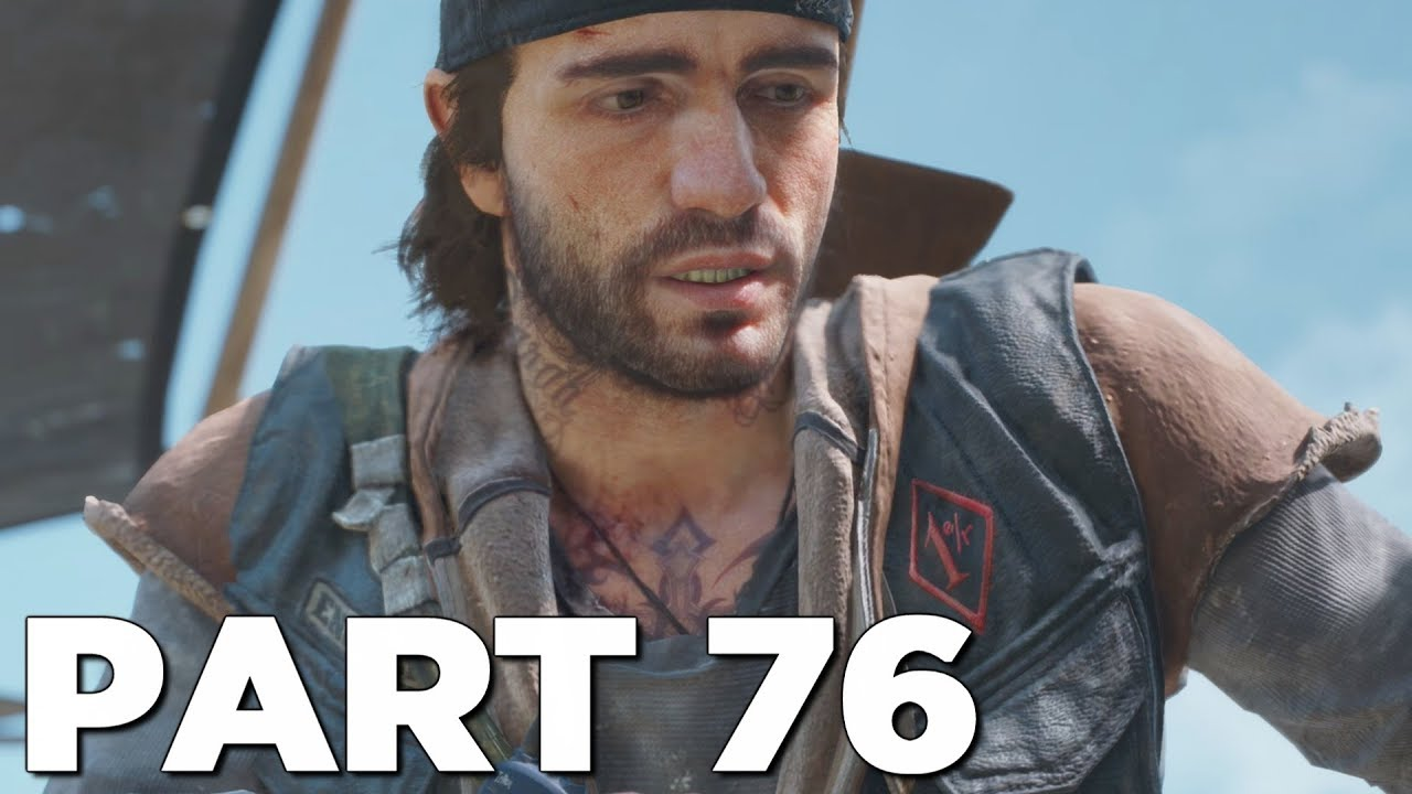 KOSTENLOSEN ROAM BEENDEN in DAYS GONE Komplettlösung Gameplay Part 76 (PS4 Pro) + video