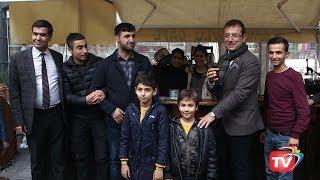 Ekrem İmamoğlu Diyarbakır'ı Ziyaret Etti
