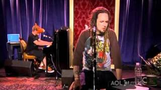 Korn - Twisted Transistor  / Coming Undone - AOL Music Sessions (2006)