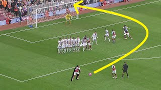 vuclip Top 10 Outstanding Curved Free Kicks