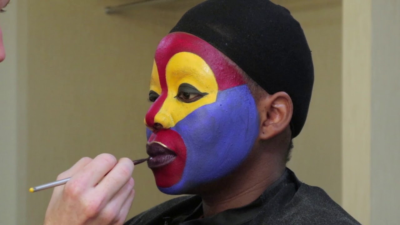 Rafiki makeup tutorial (o macaco do filme o rei leão) youtube.