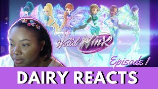 ✨ World Of Winx Season 2 Episode 1  ♥  Reaction (Netflix)