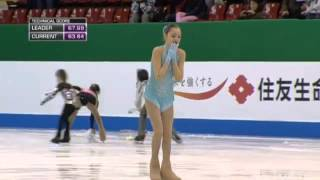 Evgenia MEDVEDEVA - WJFSC 2014 Junior Ladies (Free Skating)