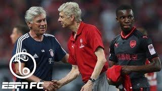 Will Arsene Wenger and Carlo Ancelotti make the move to Major League Soccer? | ESPN FC