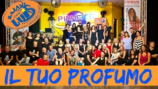 IL TUO PROFUMO Fred De Palma ft. Sofia Reyes    COREOGRAFIA + TUTORIAL    BAILA CON LUIS 2019/2020