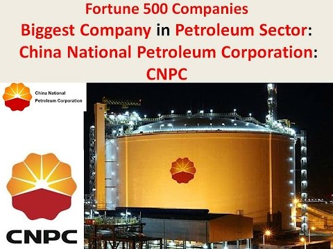 China National Petroleum Corporation: CNPC: Rise of China Petroleum Sector: World No 1